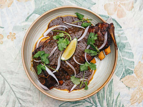 Chef Amit Bangar's Braised Lamb Rib Vindaloo