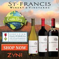 St. Francis - Culinaire - Big Box Ad - 2