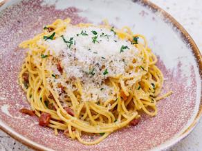 Off the Menu: Pubblico Italian Kitchen's Spaghetti Carbonara