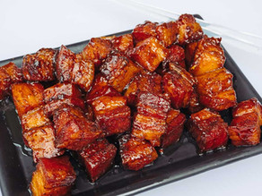 You Need A BBQ's Sticky Asian Braised Pork Belly