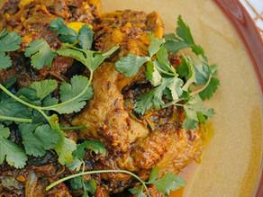 Chef Joseph Lavergne's Chicken Curry