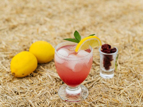 Tart Cherry Lemonade