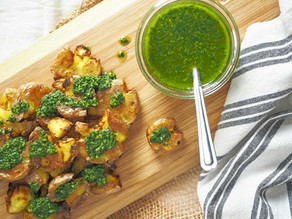 Spicy Green Sauce