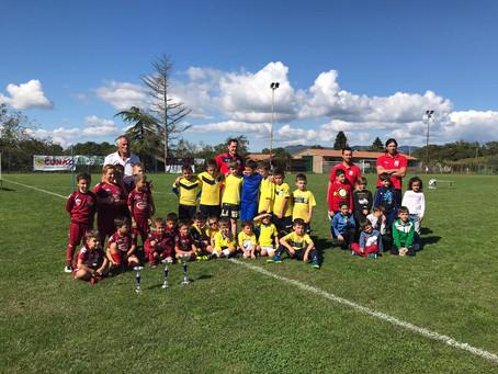Torneo San Quirico di Sorano Piccoli Amici 2012/13. Manciano, Pitigliano e Castell'Azzara