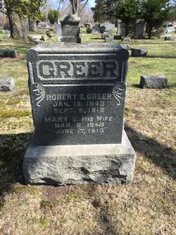 Robert S Greer