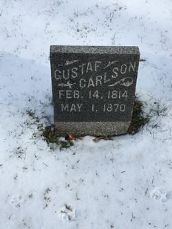 Gustof Carlson