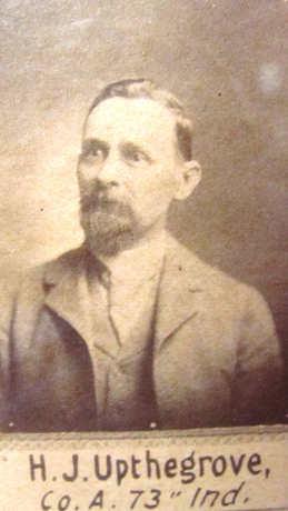 Hudson J Upthegrove