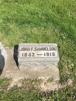 John F Samuelson