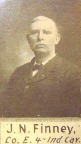 Jasoper Newton Finney
