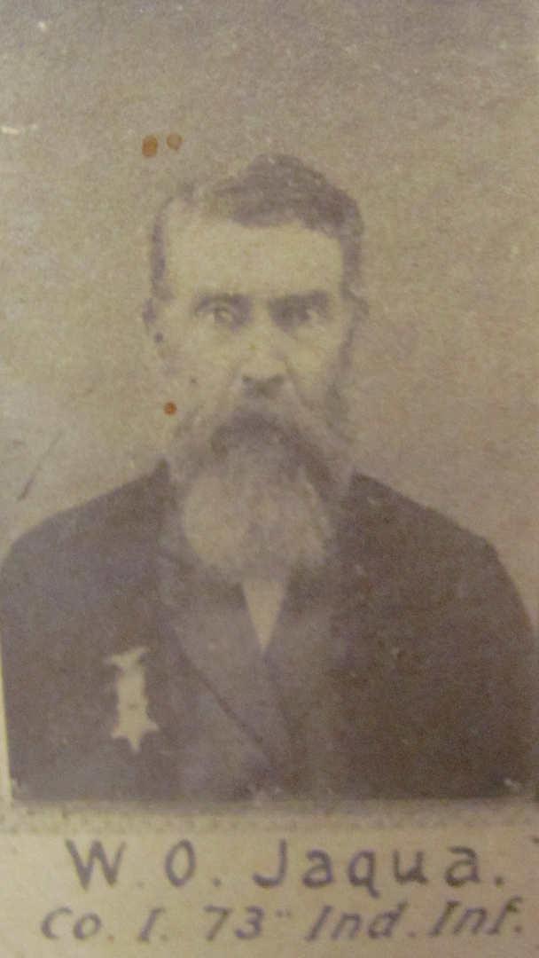Uriah Jaqua