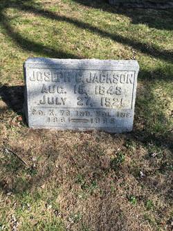 Joseph C Jackson