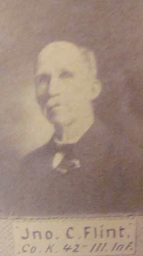 John C Flint