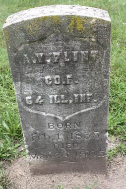 Austin Flint Military