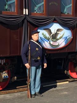 2015 Lincolns Train- Hammond IN