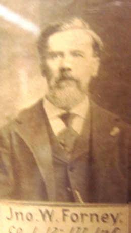 John W Forney