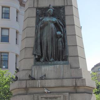 GAR Monument