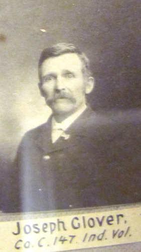 Joseph Glover
