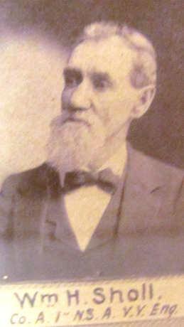William Sholl
