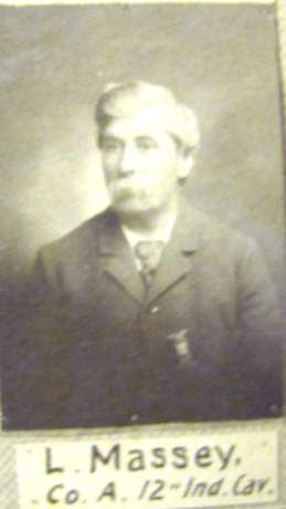 Lafayette Massey