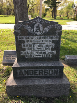 Andrew Johnny Anderson