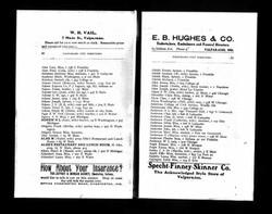 Elijah M Adkins 1905 City Directory