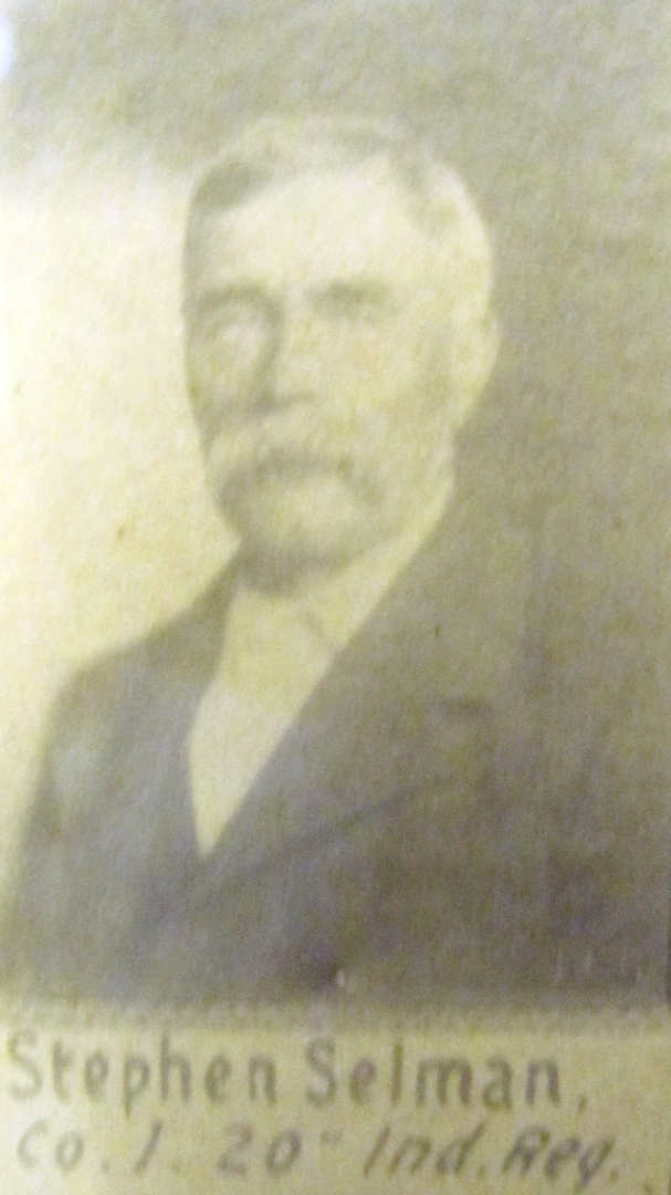 Stephen Selman