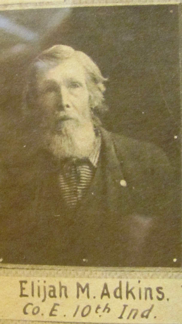 Elijah M Adkins