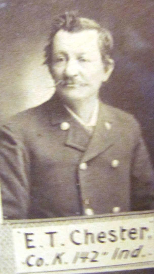 Elmer Taylor Chester