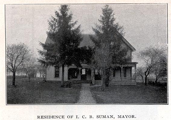 Isaac Suman Home