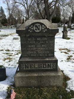 Nels Nelson