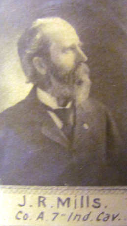 John R Mills