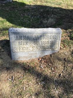 Anna Jackson-Wife of Joseph