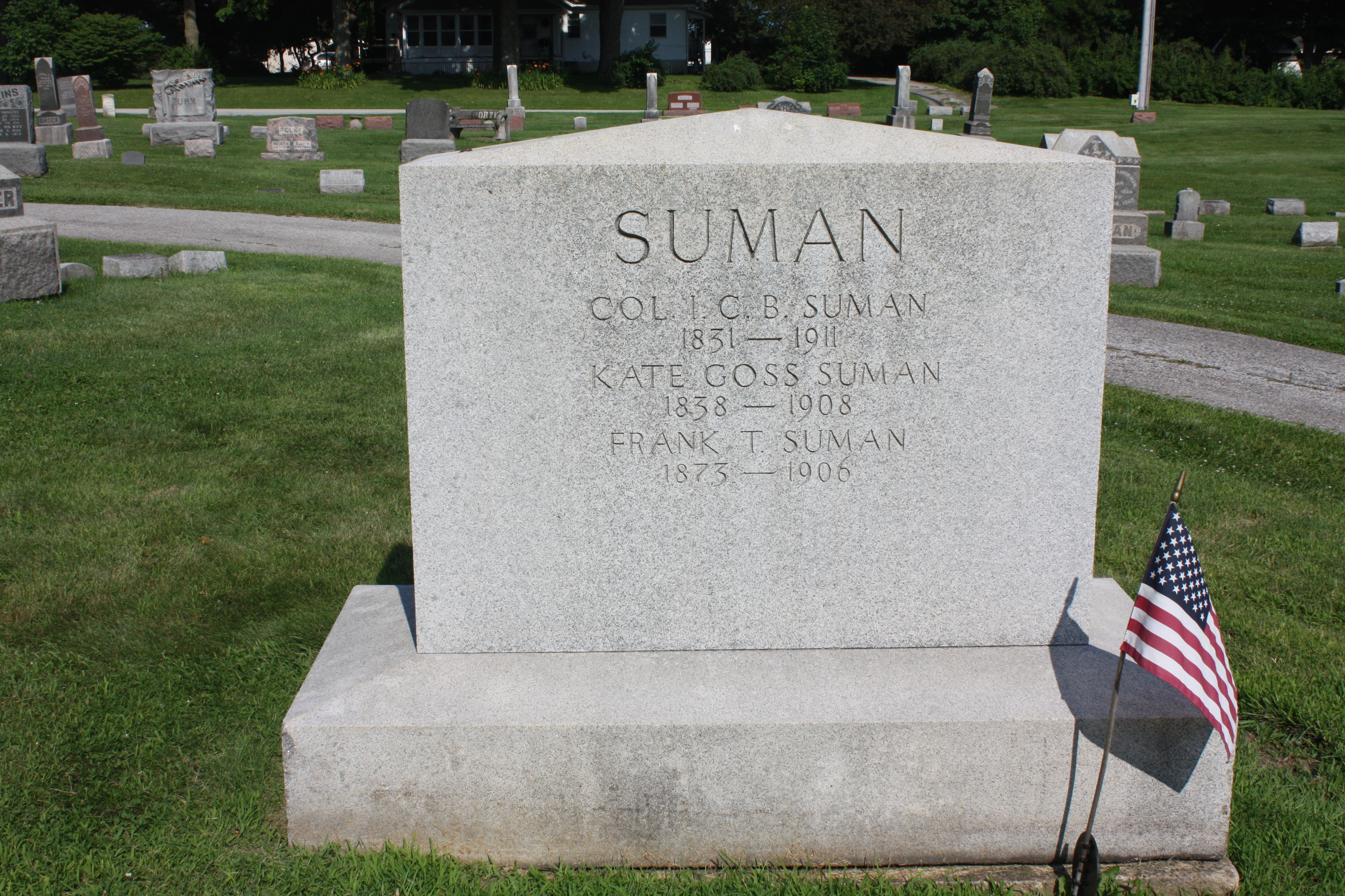 Isaac Suman Large Stone