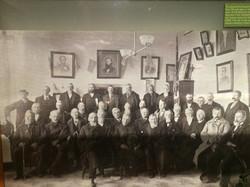 Original Members of the Chaplain Brown Post