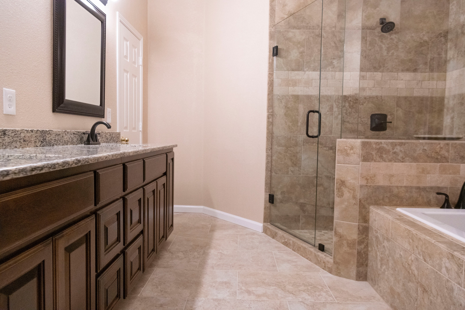 Bathroom Remodel After Picture