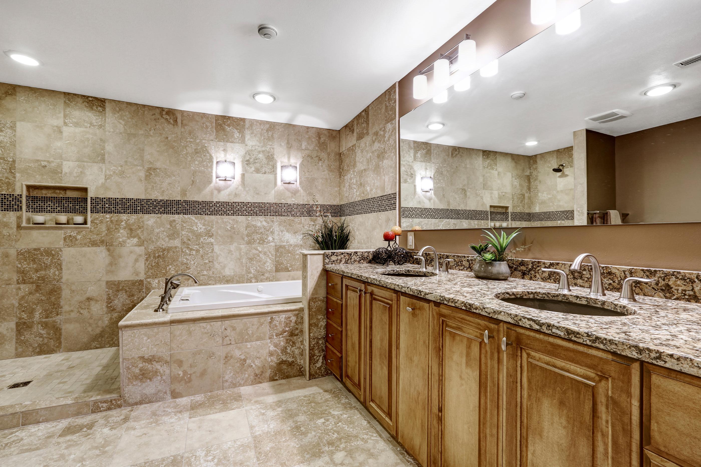 Bathroom & Shower Remodel