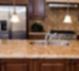 Kitchen Remodel Reface Cabinets Backsplash Granite Countertops