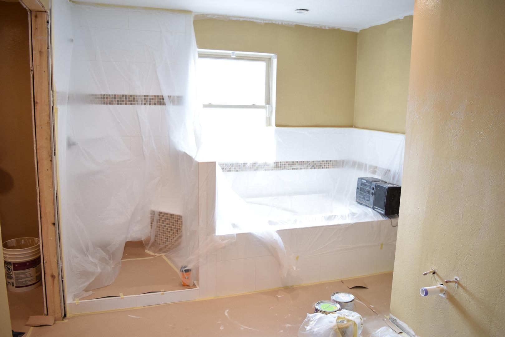 Bathroom Remodel Phase