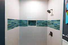 Shower Border Tile