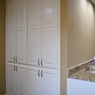 White Linen Closet
