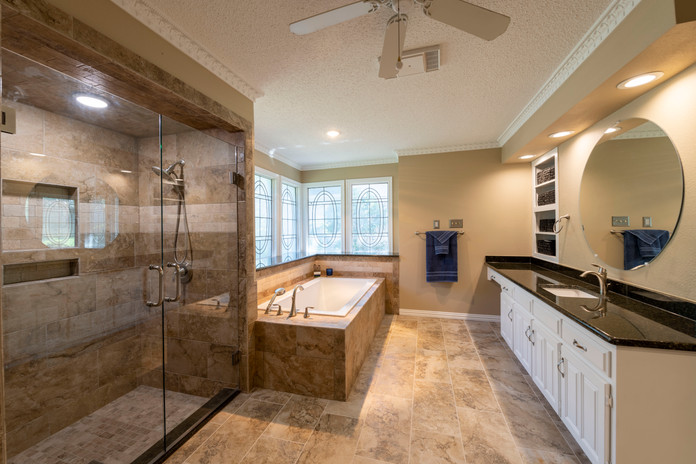 Bathroom Remodel Complete After Picture