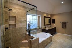 Watauga Bath Remodel