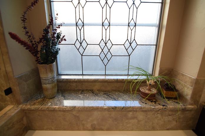 Bathroom Remodel Granite Tub Surround