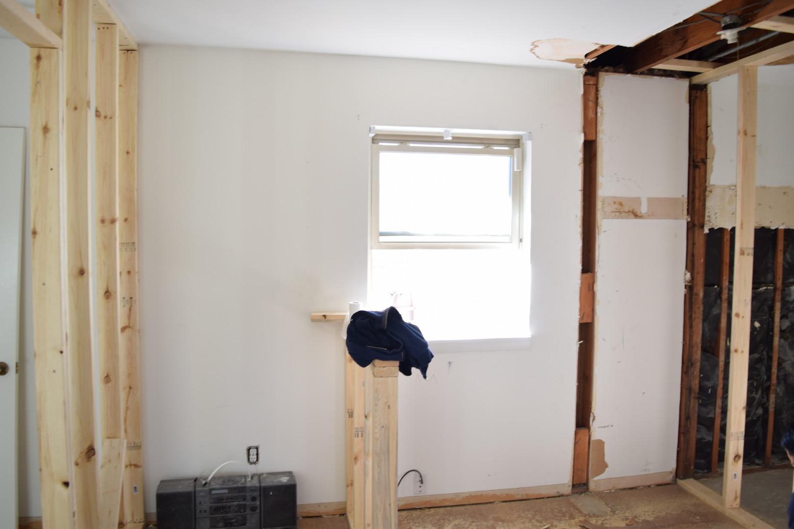 Bathroom Remove Walls Phase