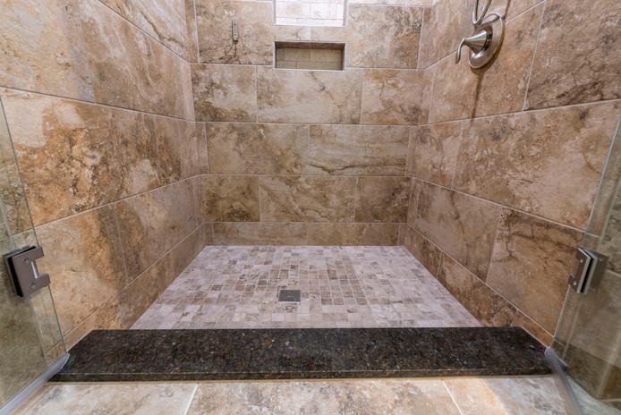 Granite Shower Tile
