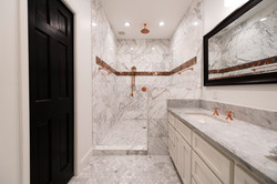 Dallas bath Remodel