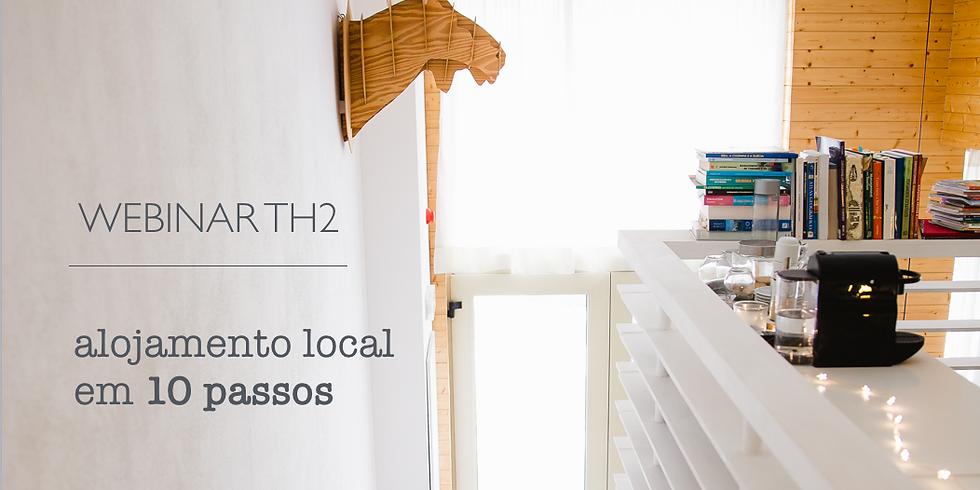 Webinar Alojamento Local em 10 Passos