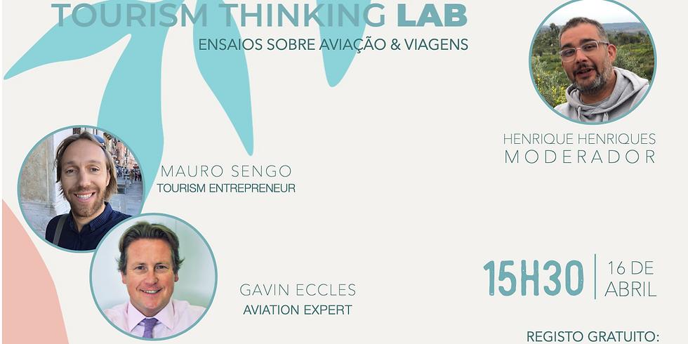 LAB Tourism Thinking: Ensaios sobre Aviação & Viagens