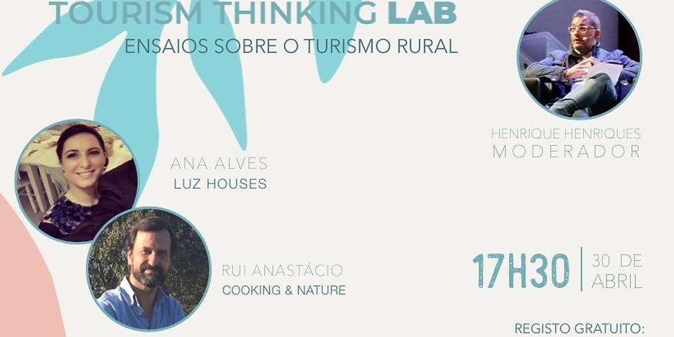 LAB Tourism Thinking: Ensaios sobre o Turismo Rural