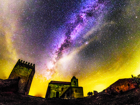DarkSky Alqueva - A magia do Universo | DarkSky Alqueva - The magic of the Universe